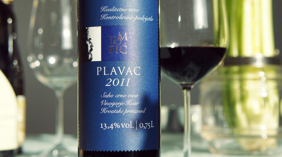 Tomic Plavac 2011