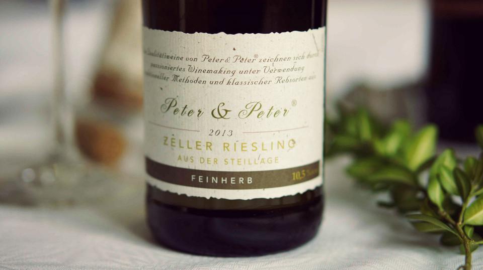 Peter&Peter Riesling