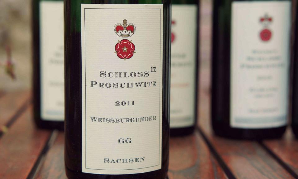 Proschwitz Weissburgunder GG