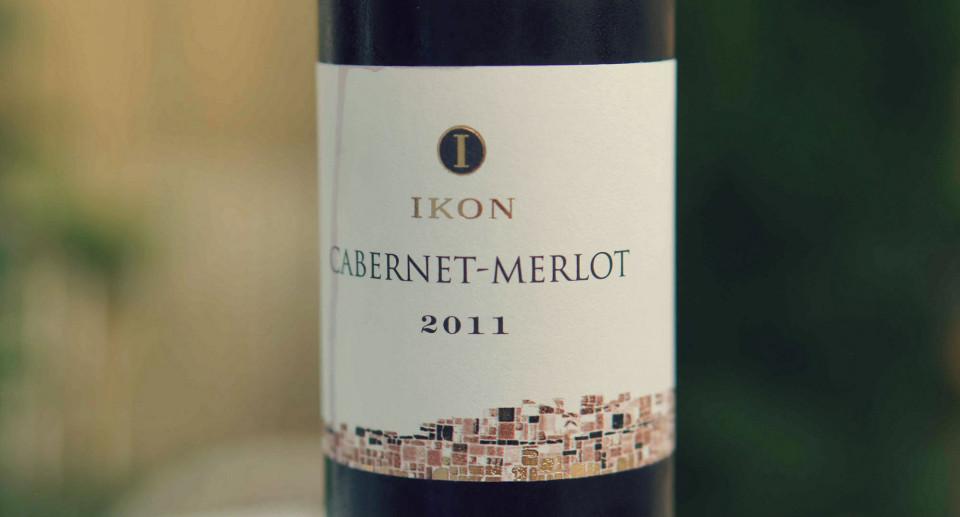 Ikon Cabernet Merlot 2011