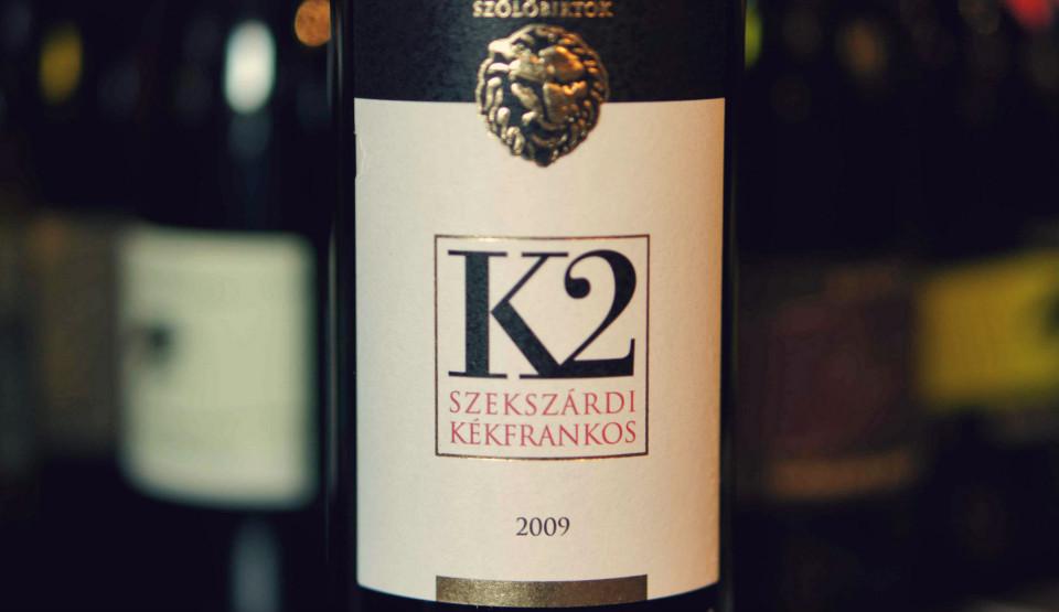 K2 Kekfrankos 2009