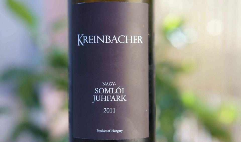 Kreinbacher Somlo Juhfark 2011