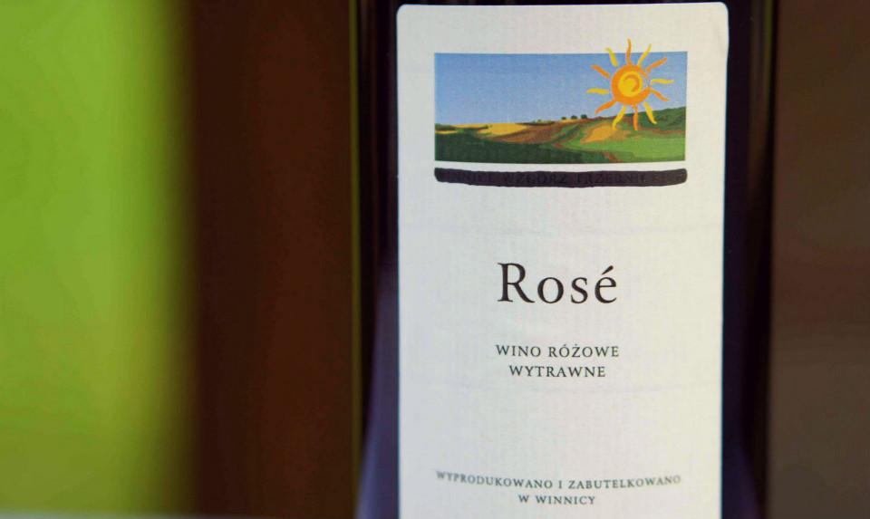 Winnica Trzebnicka Rose