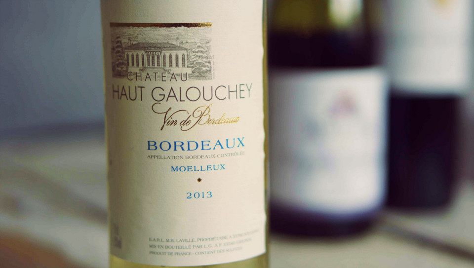 Haut Galouchey Moelleux