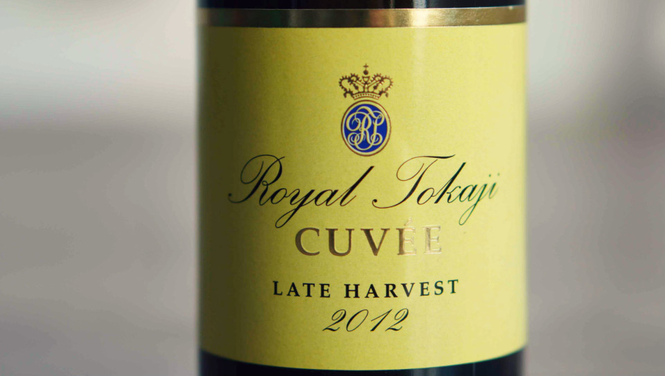 Toyal Tokaji Cevee Late Harvest