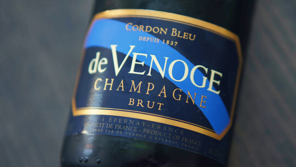 Champagne de Venoge Cordon Bleu