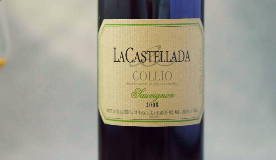 La Castellada Sauvignon 2008