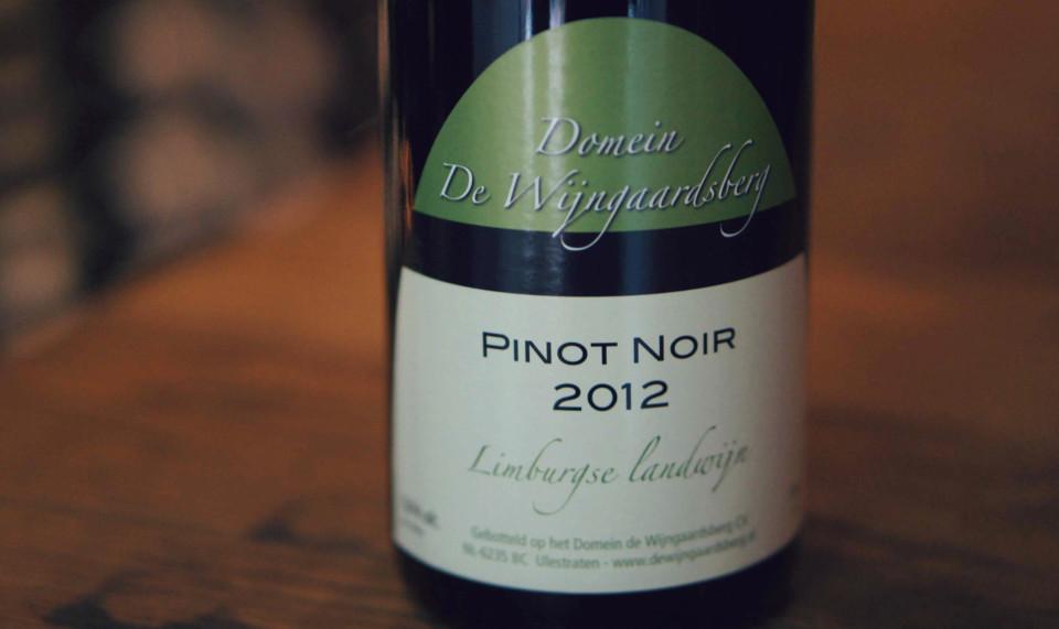Wijngaardsberg Pinot Noir