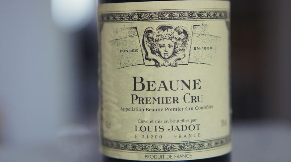 Jadot Beaune Premier Cru