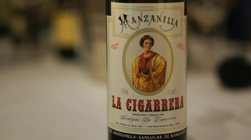 La Cigarerra Manzanilla