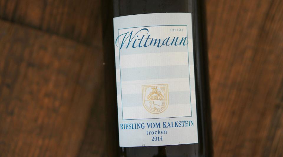 Wittmann Riesling Kalkstein