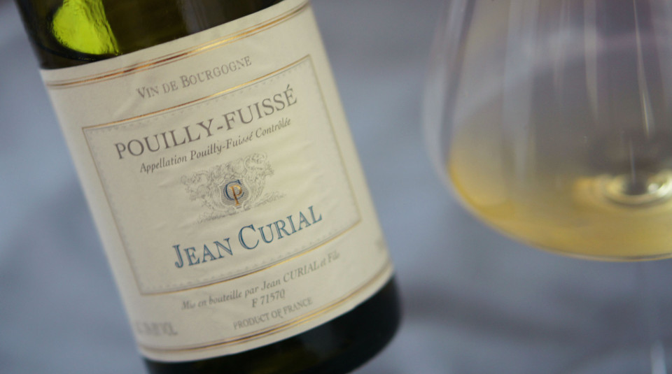 Jean Curial Pouilly-Fuisse 2011