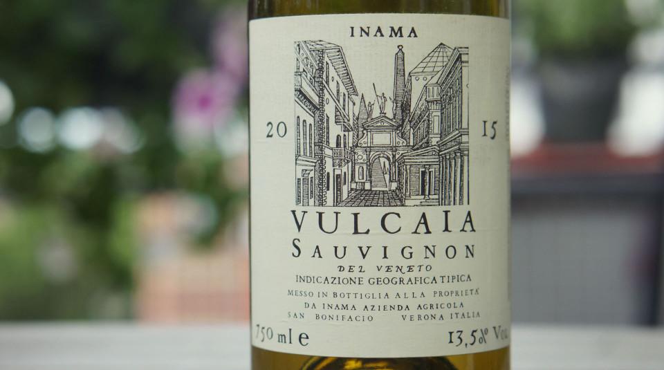 Inama Vulcaia Sauvignon