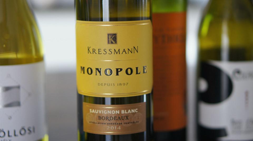 Kressmann Monopole Bordeaux Sauvignon Blanc