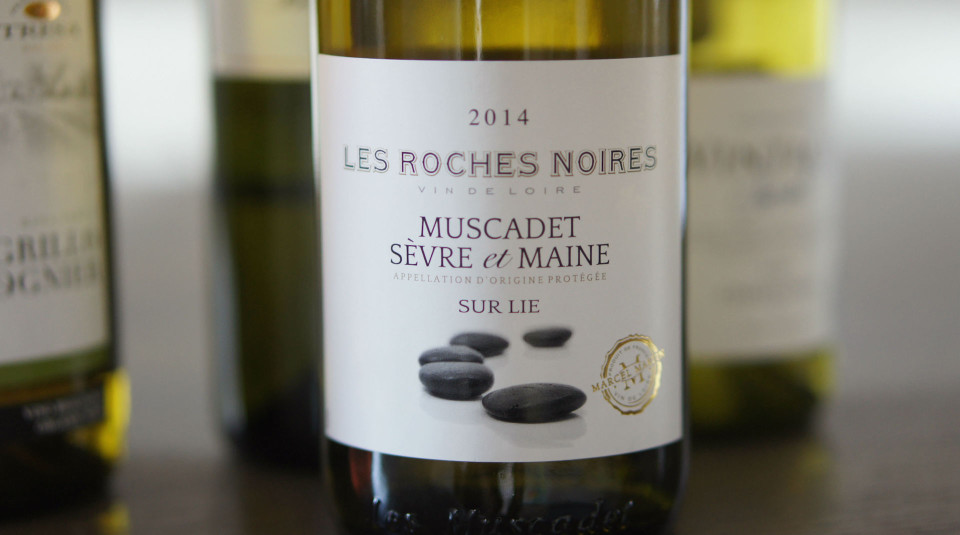 Marcel Martin Les Roches Noires Muscadet