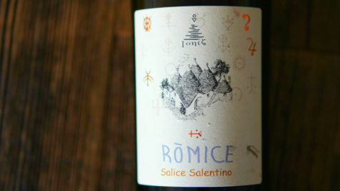Romice Salice Salentino